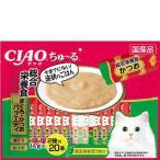 【送料無料、メール便・定形外郵便、同梱不可】 チャオ CIAO 猫用 ちゅ〜る 総合栄養食 まぐろ・かつおバラエティ ちゅーる 14g×40本