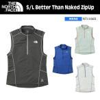 【即納可能】【メール便対応可】ノースフェイス THE NORTH FACE スリーブレスベターザンネイキッドジップアップ(メンズ)S/L Better Than Naked ZipUpNT11665
