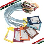 オロビアンコ OROBIANCO BABY&KIDS ネックストラップ付 IDカードホルダー ネームタグ 3C BABY-CARD 名札