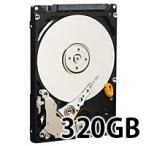 2.5インチハードディスク(HDD) Toshiba 東芝 320GB SATA2 5400rpm MQ01ABD032 ネコポス不可