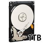 2.5インチハードディスク(HDD) Toshiba 東芝 1TB SATA2 5400rpm MQ01ABD100 ネコポス不可