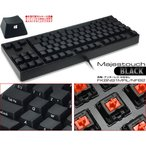 キーボード(有線) FILCO フィルコ Majestouch BLACK 91キー Tenkeyless 日本語カナなし 赤軸 FKBN91MRL/NFB2 ネコポス不可