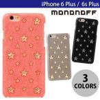 ショッピングスタッズ iPhone6 Plus iPhone6s Plus ケース mononoff 605P Star's Case for iPhone 6 Plus / 6s Plus ネコポス送料無料