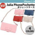 iPhone7 ケース、カバー TUNEWEAR Julia PhonePochette ポシェットケース for iPhone 7 チューンウェア ネコポス不可