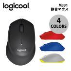 Bluetoothマウス LOGICOOL 静音マウス M331 ネコポス不可