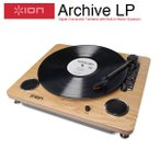 ION AUDIO レコードプレーヤー ARCHIVE LP