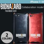iPhone7 ケース、カバー 予約受付中 GILD design BIOHAZARD 「バイオハザード7」モデル Solid for iPhone 7 ネコポス不可