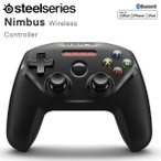 PC用ゲームコントローラー その他 SteelSeries スティールシリーズ Nimbus Wireless Controller (iPhone/iPad/iPod touch/Apple TV) Black ネコポス不可