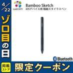 タッチペン WACOM ワコム Bamboo Sketch iOSデバイス用 極細スタイラスペン CS610PK ネコポス不可