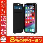 iPhoneXR ケース Griffin Technology グリフィンテクノロジー Survivor Clear Wallet for iPhone XR - Black/Clear GIP-016-BKC ネコポス可