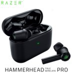 Razer Hammerhead True Wireless Pro 完全ワイヤレス Bluetooth 5.1 ハイブリッド アクティブノイズキャンセリング ゲーミングイヤホン ネコポス不可