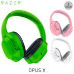 Razer Opus X Bluetooth 5.0 ワイヤレス アクティブノイズキャンセリング ヘッドホン レーザー ネコポス不可