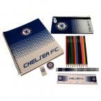 Chelsea F.C. Ultimate Stationery Set / チェルシーFC究極の文房具セット