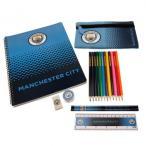 Manchester City F.C. Ultimate Stationery Set / マンチェスター・シティFC究極の文房具セット