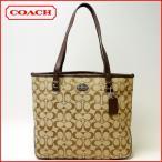 ショッピングコーチ コーチ COACH バッグ アウトレット シグネチャー ジップトップ トートバッグ 36375