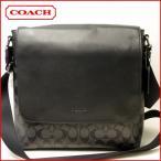 ショッピングコーチ コーチCOACH メンズ チャールズ シグネチャー PVC スモール メッセンジャー ショルダーバッグ F54771