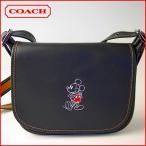 ショッピングコーチ コーチ COACH バッグ ショルダーバッグ F59359 ディズニー コラボ ミッキーマウス レザー パトリシア サドル バッグ