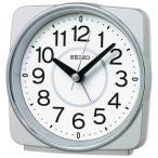 セイコー KR335S 電波目覚まし時計 スタンダード