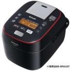 パナソニック SR-SPA187-K(ブラック) Wおどり炊き スチーム&可変圧力IHジャー炊飯器 1升