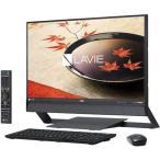 NEC PC-DA970FAB(ファインブラック) LAVIE Desk All-in-one 23.8型液晶 TVチューナー搭載