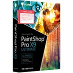 COREL PaintShop Pro X9 Ultimate アカデミック版 Win