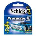 Schick プロテクタースリー 替刃(4コ入)
