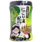 白元アース いい湯旅立ち ボトル にごり湯紀行 森の香り 600g(医薬部外品)