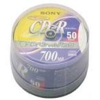 ソニー 50CDQ80DNSP データ用 CD-R 700MB 1回記録 48倍速 50枚