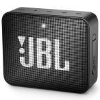 JBL JBL GO 2 BLK(ブラック) Bluetooth対応ポータブル・スピーカー