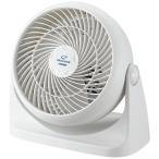 ツインバード工業 KJ-D994W(ホワイト) 18cmサーキュレーター 風量3段階切替