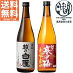 日本酒 飲み比べセット(越後の春)720ml×2本 送料無料