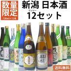 [数量限定][売り切れ御免]日本酒 あれもこれも入った 12[ワンツー]セット720ml×12本
