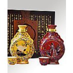 越王台陳年30年・25年花彫酒 壺 300ml (2本セット×4)