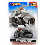 MX4 ROCKET CYCLE 【Hot Wheels SPEED CYCLES】