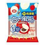 亀田製菓 白い風船チョコクリーム18枚【入数:12】