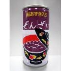 comolife プラム食品 ぜんざい缶ドリンク 190g×30缶  (0587bh)