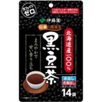 伝承の健康茶 北海道産100%黒豆茶 ティーバッグ 14袋