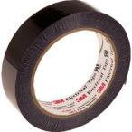 3M ポリエステル電気絶縁テープ 1350黒 25mmX66m