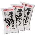 【冷凍】本当においしい餃子 濱松(野菜餃子) 30コ入×3コセット