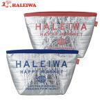 ハレイワ アルミバッグ HGAB プリント HALEIWA サブバッグ ランチバッグ バック 保冷 ファスナー付き レディース 小さめ お弁当入れ 水筒入れ あすつく対応