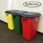 ショッピングゴミ箱 ゴミ箱 おしゃれ ラストロウェア スクエアー トラッシュカン 30L ごみ箱 ダストボックス