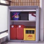 ショッピング物置 物置 屋外収納 リッチェル プラスチック物置 8096N ※お客様組立品 送料無料