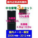 家電セット 新生活 3点セット 国内メーカー 冷蔵庫 洗濯機 電子レンジ 配送・設置込み:時間指定 不可 送料無料