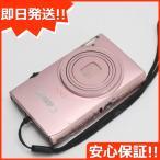 美品 IXY 220F ピンク 中古本体 安心保証 即日発送 デジカメ Canon デジタルカメラ 本体