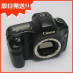 中古 EOS 5D ブラック ボディ 中古本体 即日発送 デジ1 Canon デジタルカメラ 本体