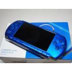 新品未使用 PSP-3000 バイブラント・ブルー 安心保証 即日発送 game SONY PlayStation Portable 本体