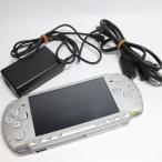 超美品 PSP-2000 アイス・シルバー 中古本体 安心保証 即日発送 game SONY PlayStation Portable 本体