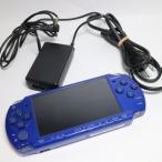 美品 PSP-2000 メタリックブルー 中古本体 安心保証 即日発送 game SONY PlayStation Portable 本体