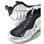 NIKE AIR FOAMPOSITE PRO SILVER SURFER SILVER AGE ナイキ エア フォームポジット プロ シルバー メンズ スニーカー