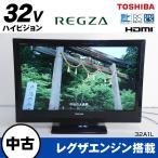 中古 東芝 ハイビジョン液晶テレビ32V型 REGZA(レグザ) 32A1S リモコン欠品★949v16